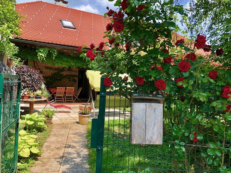 Villa Harmony, holiday rental in Domzale