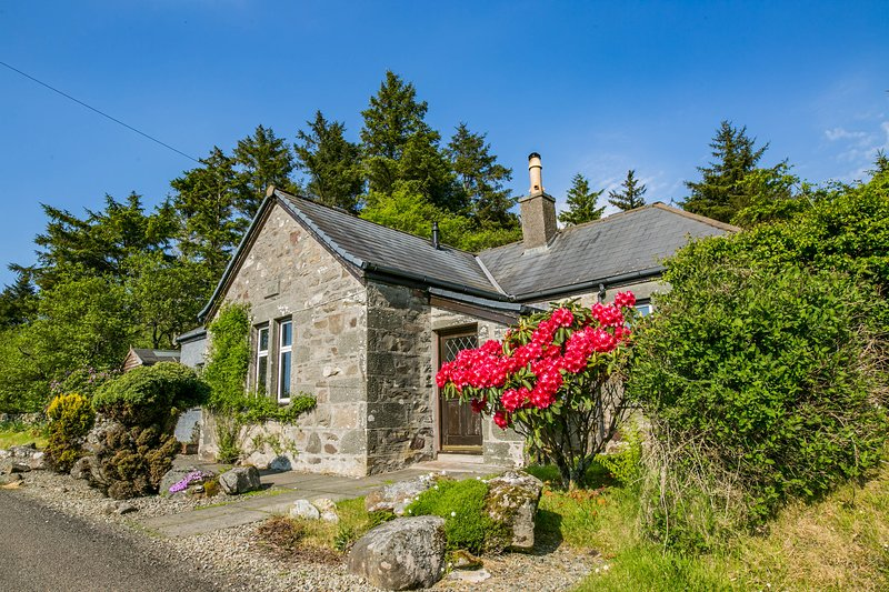 The Lodge, Kilberry, Argyll Scotland, vacation rental in Tayinloan