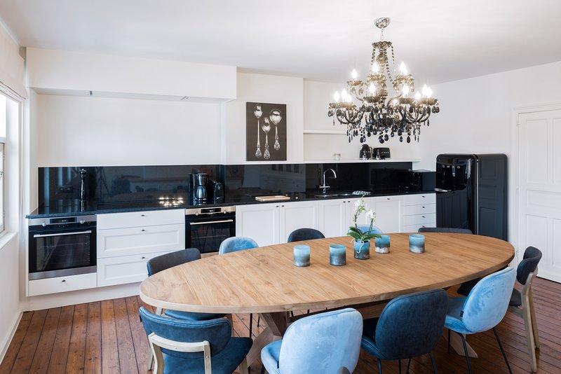 Amatus - Stijlvol 5* vakantiehuis voor 10 personen in hartje Vleteren, location de vacances à Oostvleteren