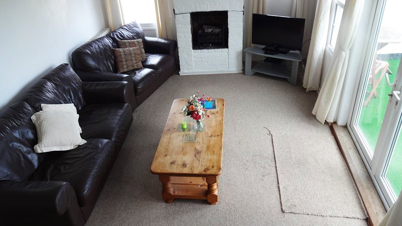 Sea View Cottage - Character House Overlooking Penzance Harbour, vacation rental in Longrock