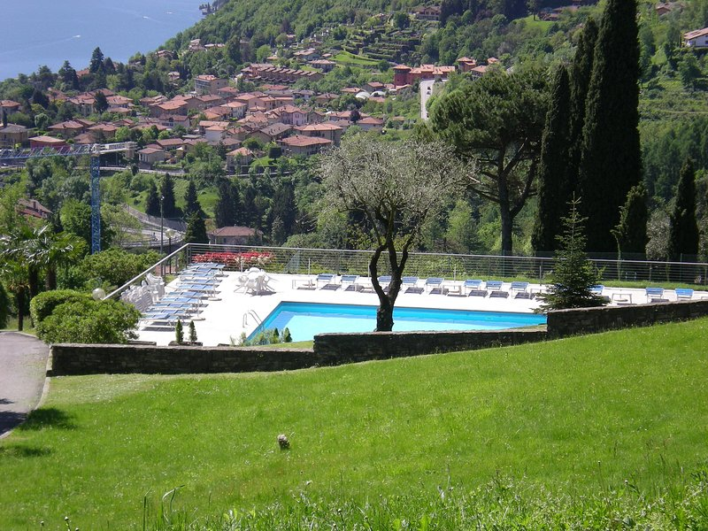 Amazing apartment with shared pool, vacation rental in Plesio