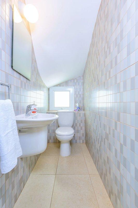 Villa Maria WC en bas