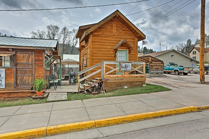 Elevate your Keystone getaway at this cozy vacation rental!