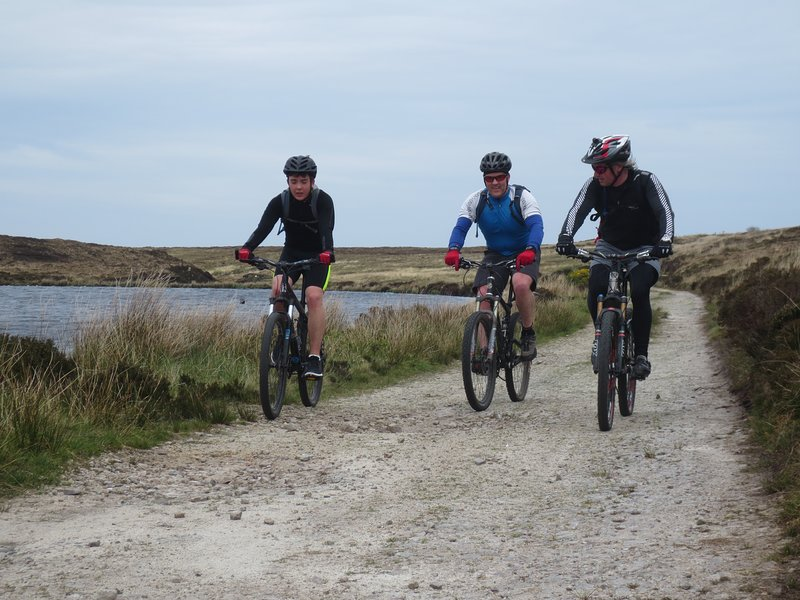 Cycle the hills and coast of Donegal