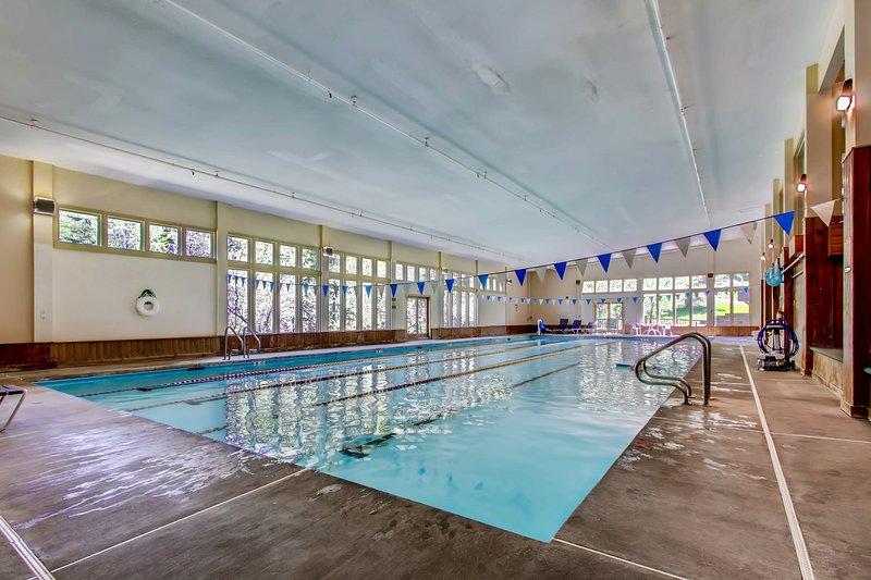 Pico Health Club Pool