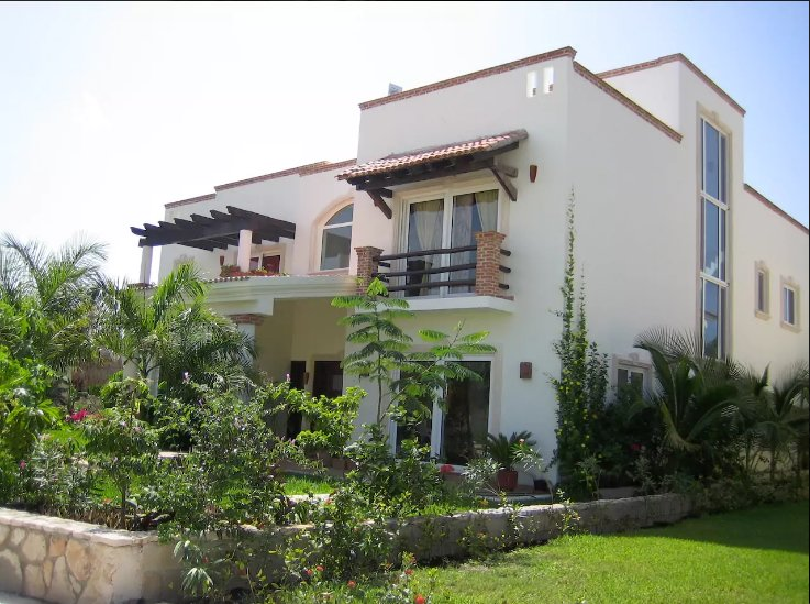 Casa Andalucia-Luxury Ocean Front Villa, location de vacances à Playa Paraiso