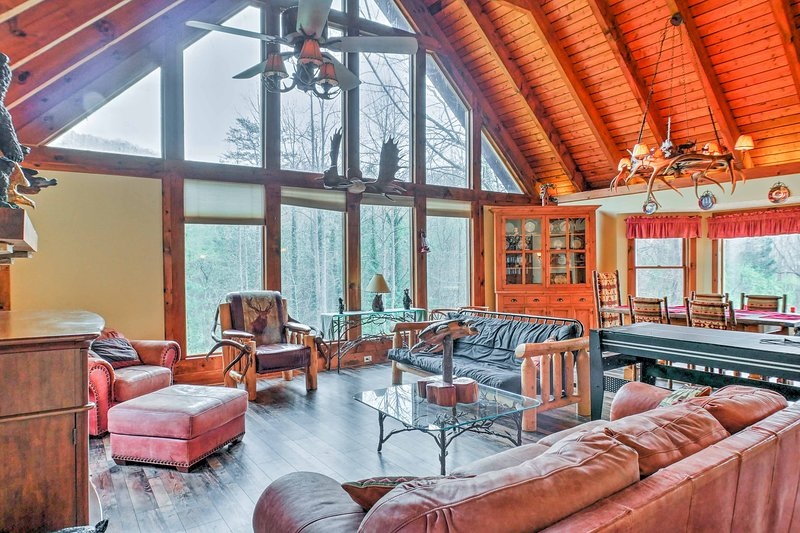Seu sonho campo fuga espera por si no estas casas rústicas de aluguer de férias!
