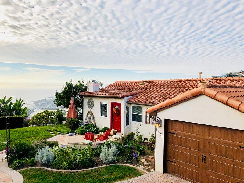 Luxury Hillside Casita With Breathtaking Views, location de vacances à Laguna Beach