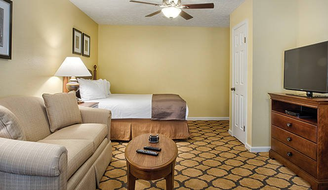 1S Wyndham Patriots' Place 1 Bedroom with kitchenette, holiday rental in Williamsburg