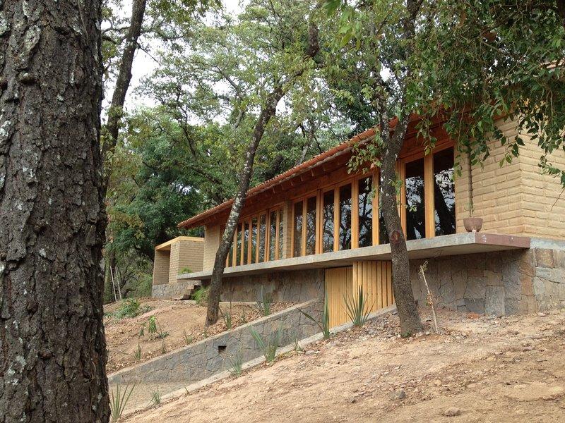 RANCHO LA QUERENCIA, calidad de vida, location de vacances à Valle de Bravo