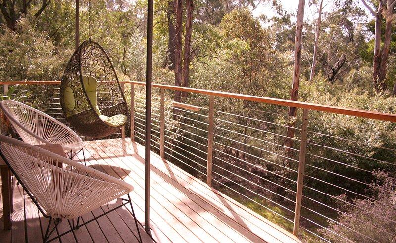 Enjoy a treechange at The Escarpment, Ferienwohnung in Halls Gap