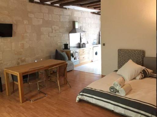 Appartement quartier historique proche des Halles, holiday rental in La Membrolle-sur-Choisille