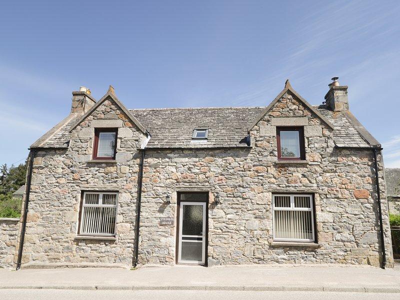 STROMBOS, en-suite, WiFi, Cairngorms National Park, ref: 946893, casa vacanza a Tomintoul