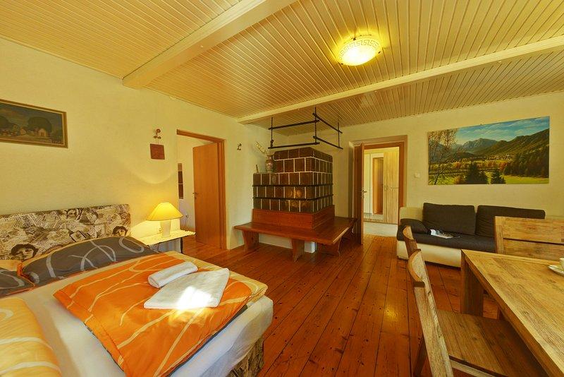 Jacobs Resort House Podkoren | Apartment 1 | 70 m2 |Kranjska Gora, vacation rental in Ratece