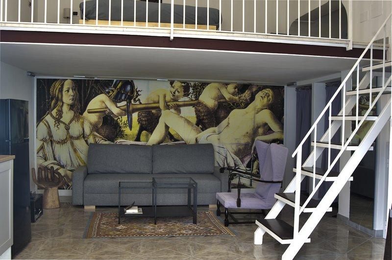angolo romantico, holiday rental in Ischia Porto