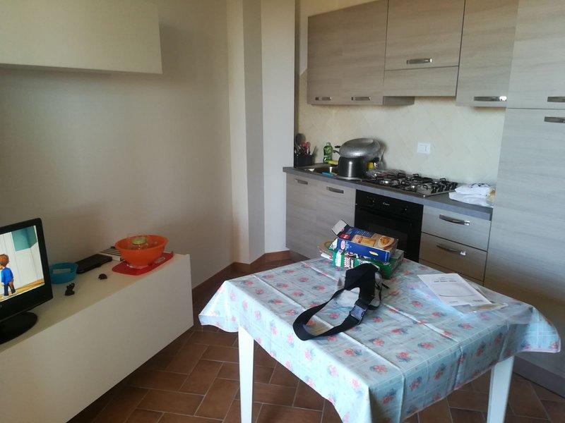 affitto casa al mare, holiday rental in La Ciaccia