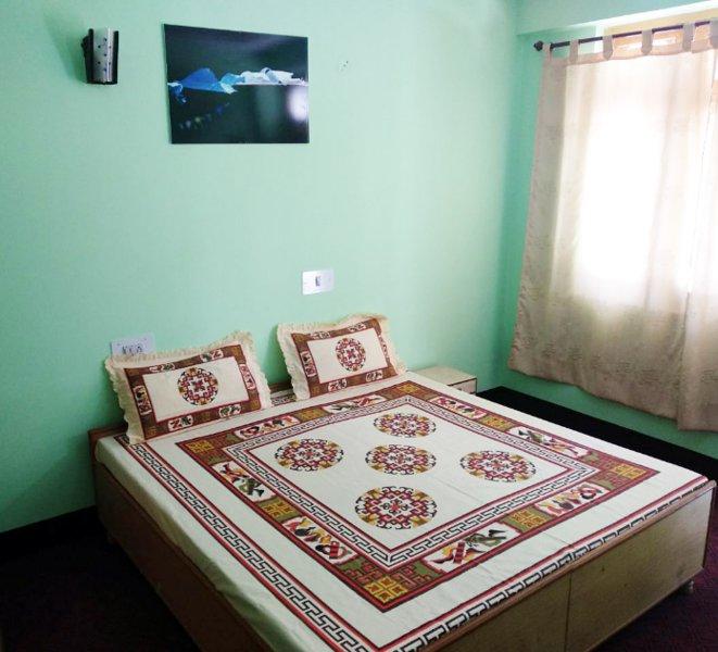 Gakyi Homestay (Bedroom 3), holiday rental in Dhankhar