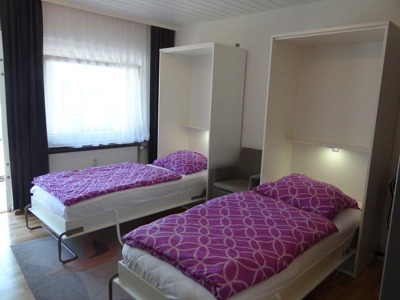 Apartment in Innenstadtnähe EG 07, vacation rental in Dietzenbach