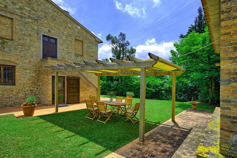 Collelungo Villa Sleeps 8 with Pool - 5579541, vacation rental in Capannoli