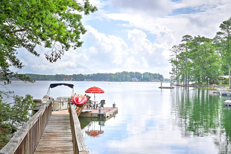 Spend a day on Lake Murray!