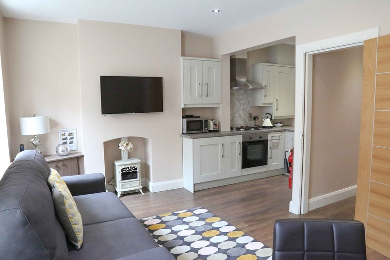 Belfast Serviced Apartments, vacation rental in Belfast