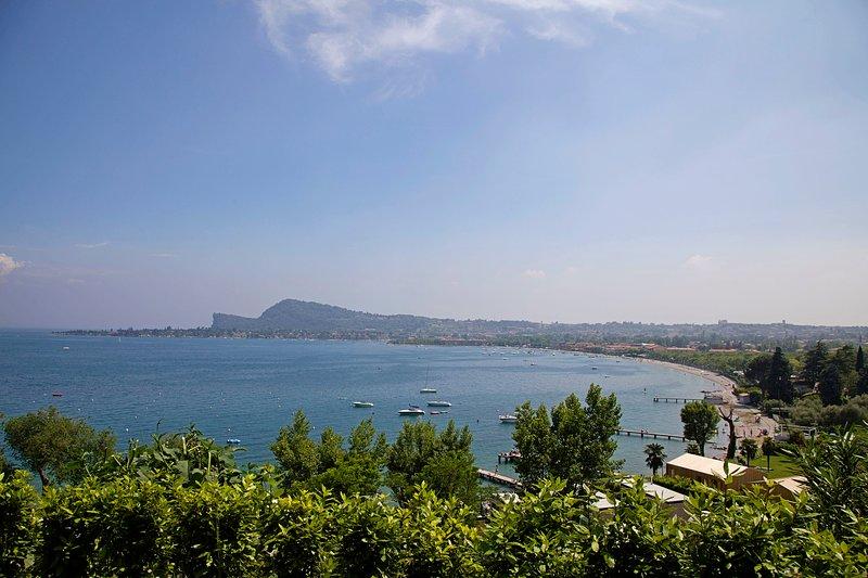 The wonderful Romantica Beach of Manerba