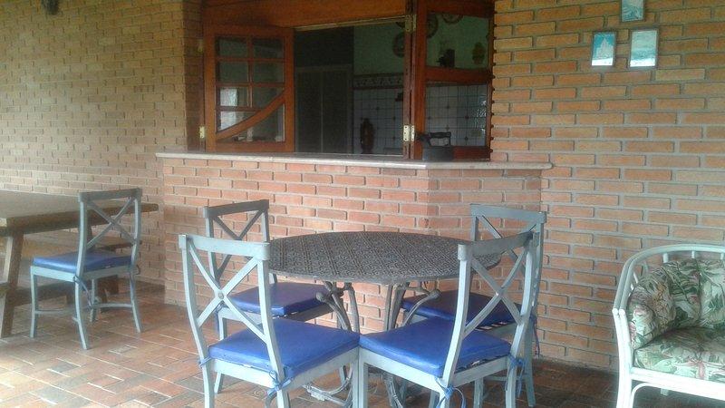 Chacara ideal para um descanso junto com a familia,curtindo a natureza!, casa vacanza a Aracoiaba Da Serra