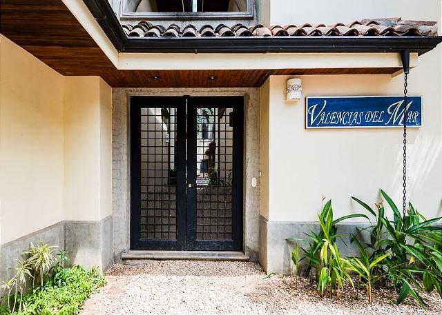 Costa Rica Valencias Del Mar # 2 - Entrance