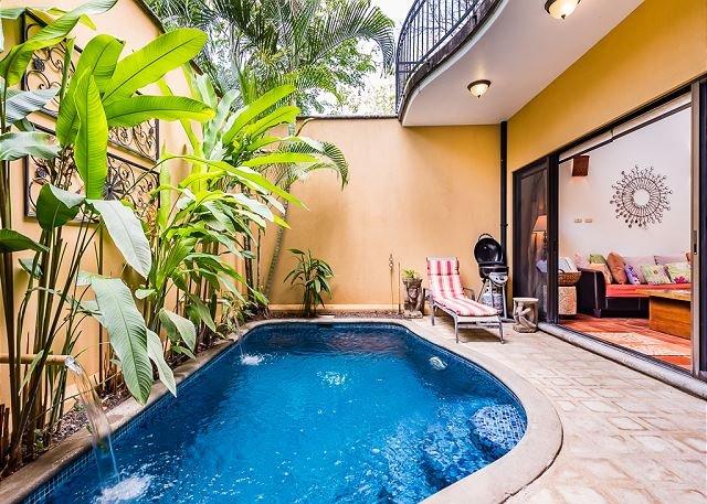 Costa Rica Valencias Del Mar # 2 - Pool Area 2