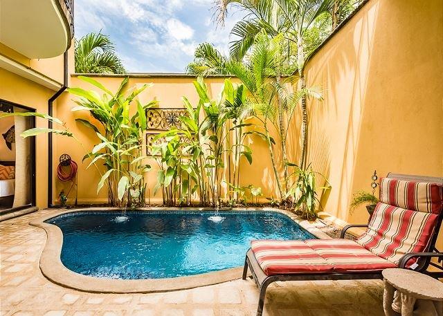 Costa Rica Valencias Del Mar # 2 - Pool Area