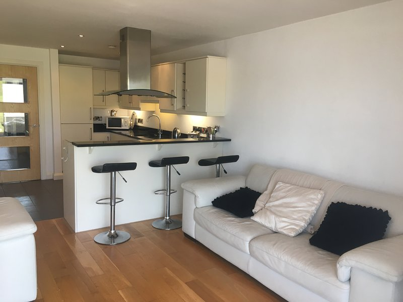 Luxury two bedroom apartment at Ramore Head Apartments, holiday rental in County Antrim