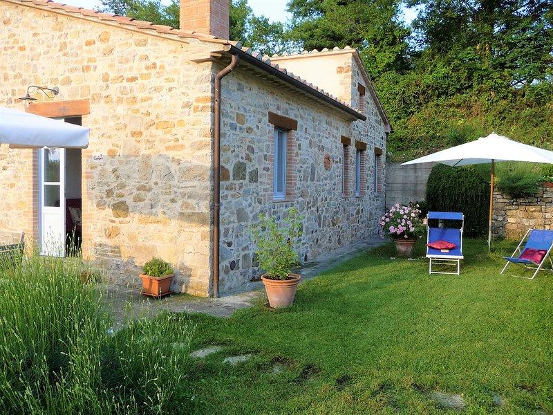 Capitorio, privater Garten