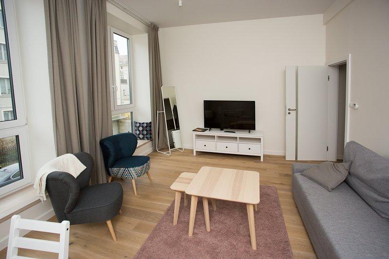 Bema 6 Apartments Standard, vacation rental in Jurata