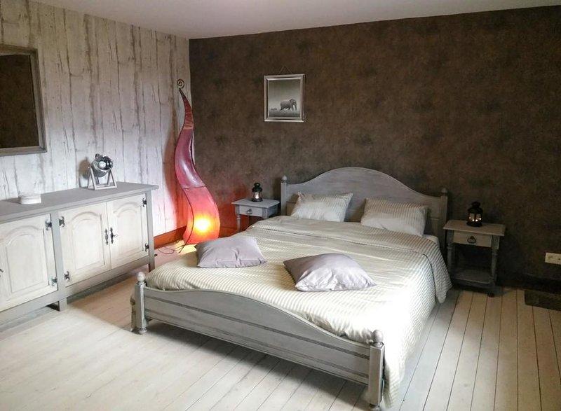 Gîte de charme 'La détente Gourmande' 8 p. 4 ch. dans joli petit village calme, holiday rental in Redu