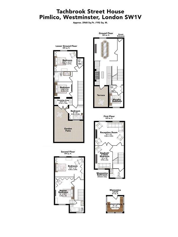 TS Floorplan