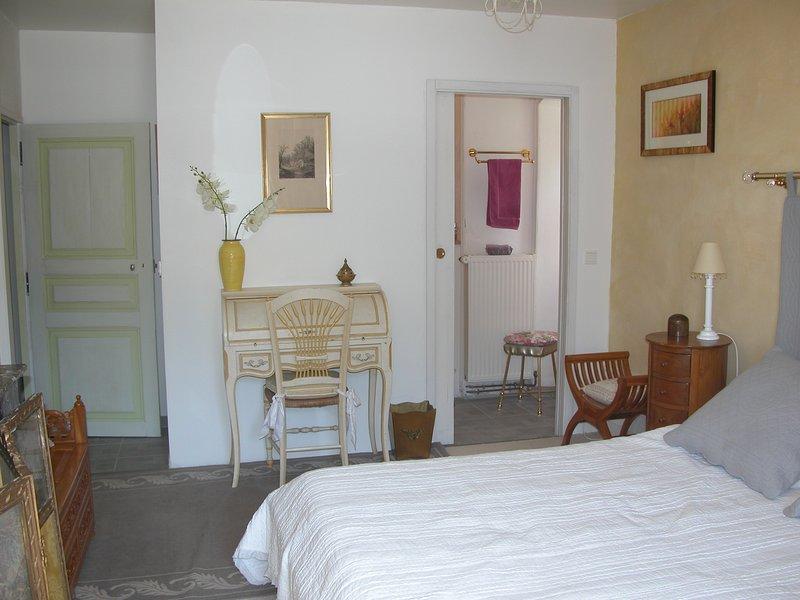 Chambres d'Hôtes au coeur du Parc Livradois-Forez, holiday rental in Bertignat