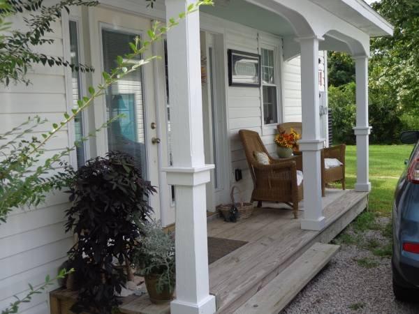 COUNTRY CHARMER II - SLEEPS 4, holiday rental in Beaufort