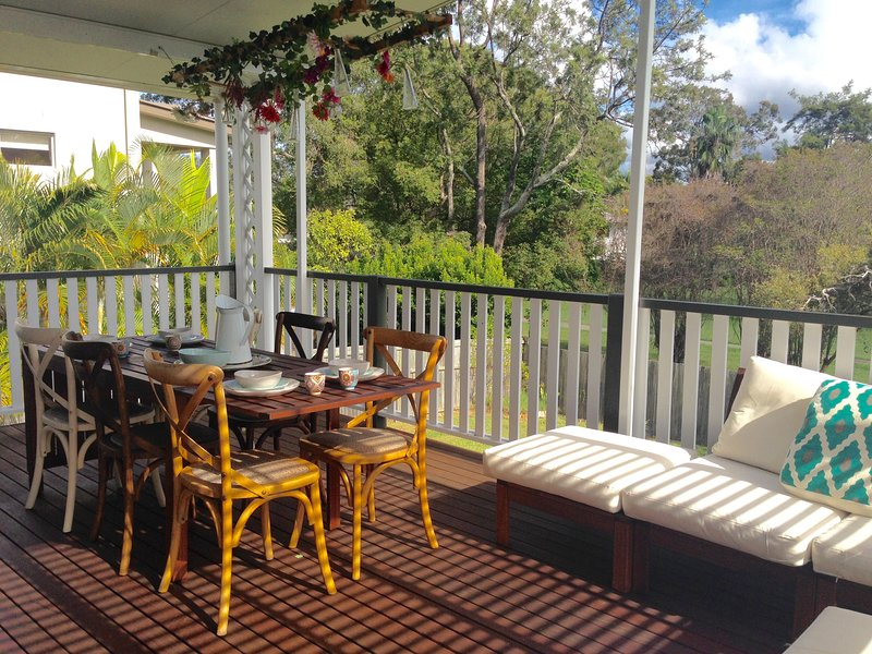 Modern Cottage | Southport Retreat, alquiler vacacional en Helensvale