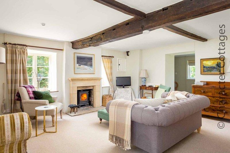 Una habitación preciosa para relajarse