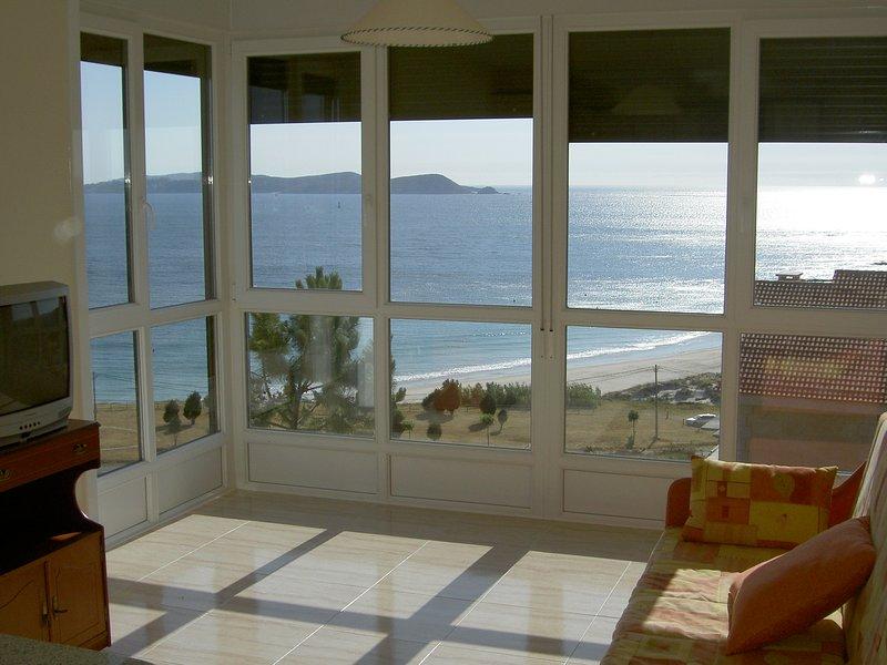 apartamento a 200m. de la playa  Noalla-Sanxenxo, alquiler de vacaciones en A Lanzada