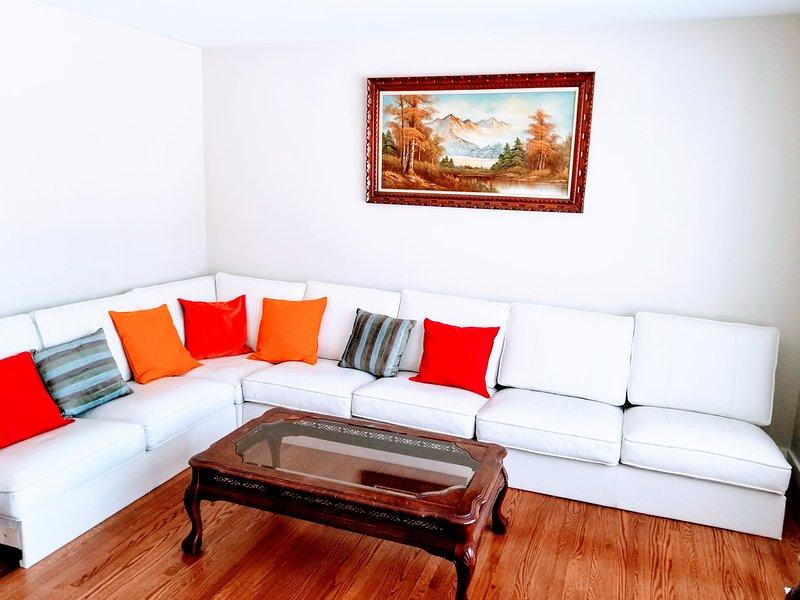 Elsun Homes - A Modern Style Cozy Place, alquiler de vacaciones en Winnipeg