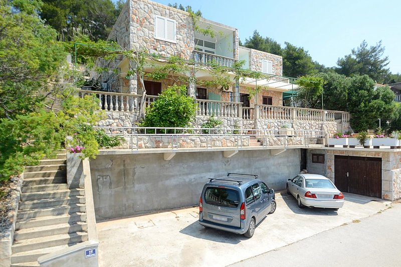 Two bedroom apartment Prižba, Korčula (A-10063-c), vacation rental in Smokvica