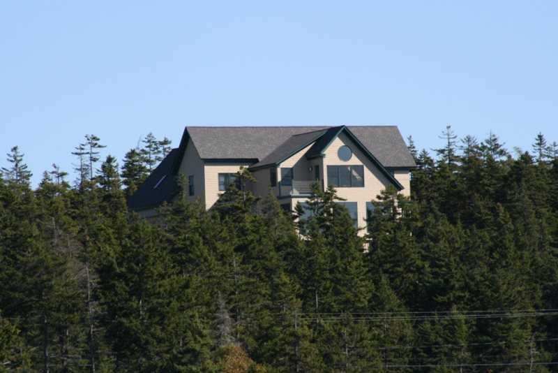 Duck Cove Overlook -- Modern family home with amazing ocean views, holiday rental in Mount Desert Island