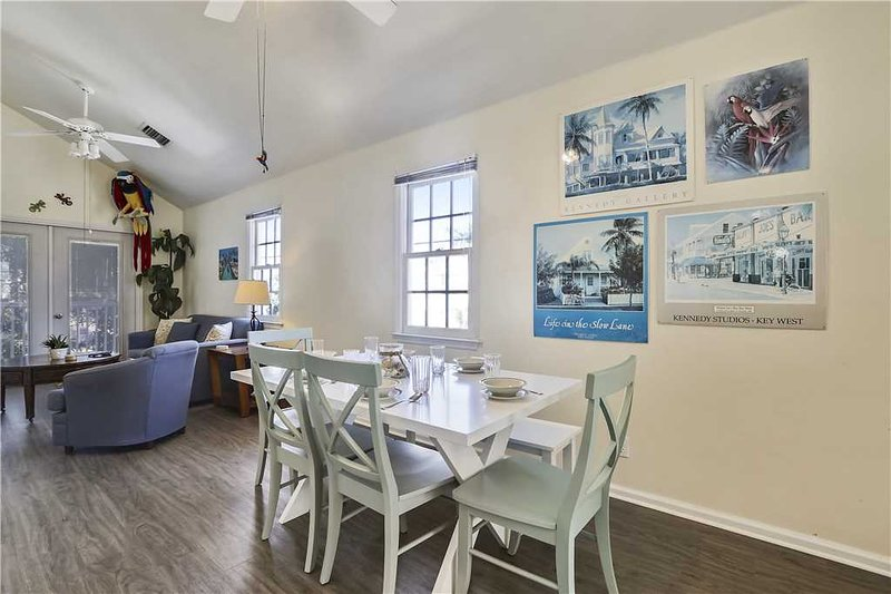 Parrot Perch, vacation rental in Key West