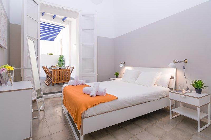 S4 Blau Mar Next To San Sebastian Beach Tourist Apartments In Sitges Catalu