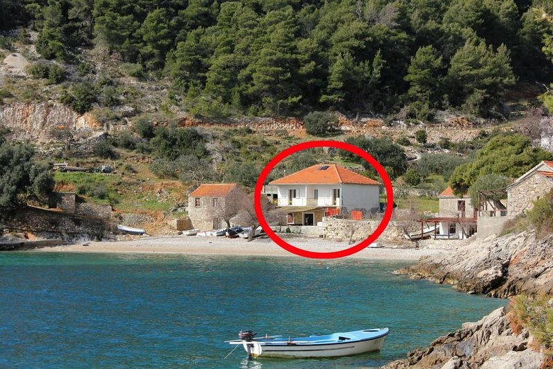 Two bedroom apartment Cove Torac, Hvar (A-589-a), holiday rental in Gdinj