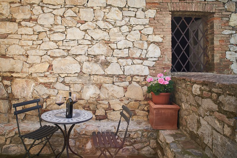 A Casa di Vasco - Chianti, Tuscany, vacation rental in Castelnuovo Berardenga