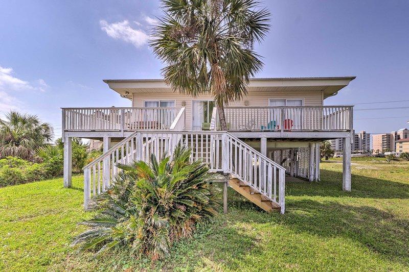 Alle Abenteuer von Gulf Shores erwartet in diesem schönen Ferienhaus mieten.