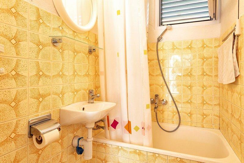 A1 (4 + 1): badrum med toalett