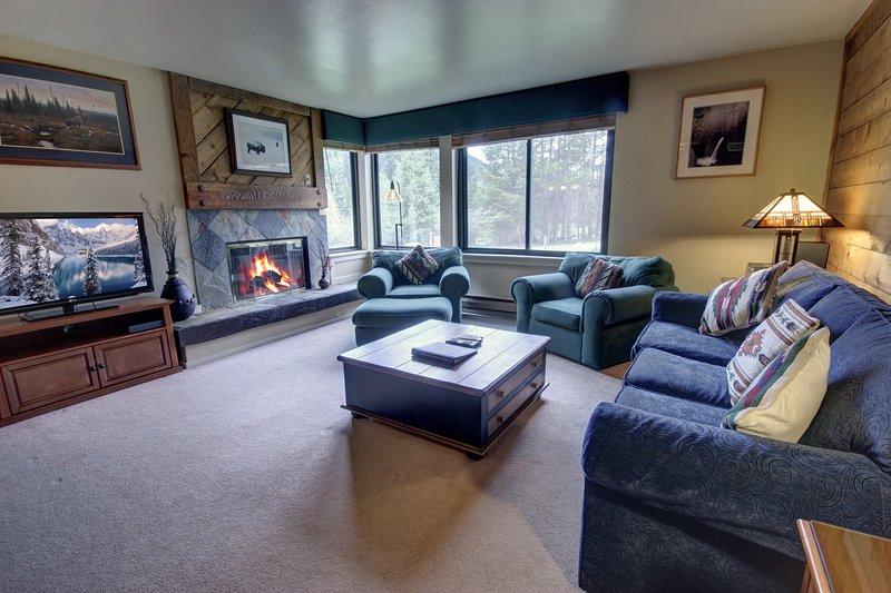 Détendez-vous ici après une journée dans les montagnes de CO!